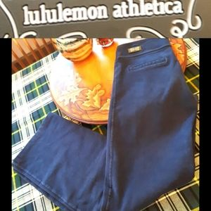 size 4 lululemon athletics work out pants